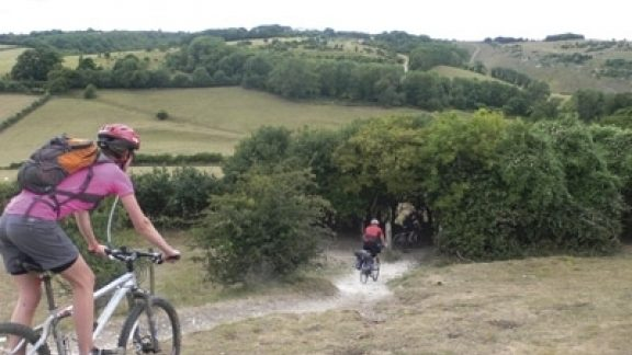 Mountain Biking In South Downs National Park