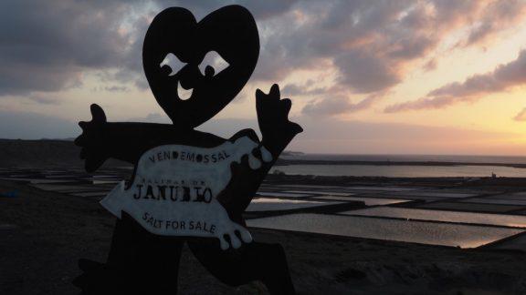 Walking In Lanzarote Janubio- Cicerone Guide