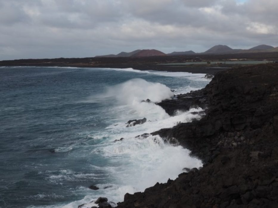 Walking In Lanzarote - Cicerone Guide