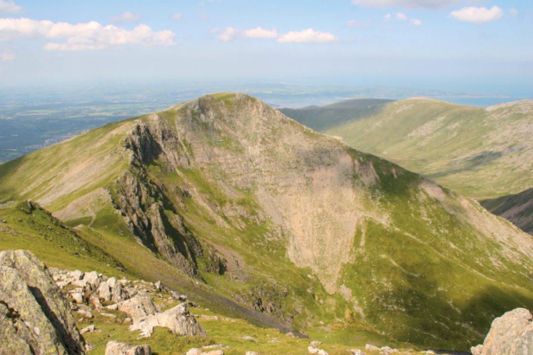 The Isolated Top Of Yr Elen