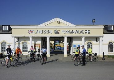 An intro to... The LEJOG