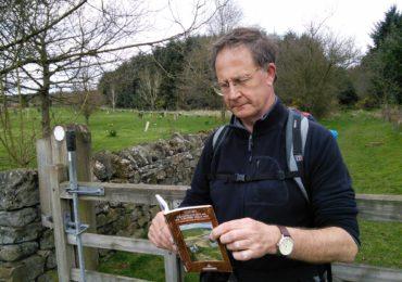 Paddy Dillon meets a reader