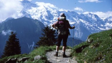 Hiking the Tour of the Jungfrau Region
