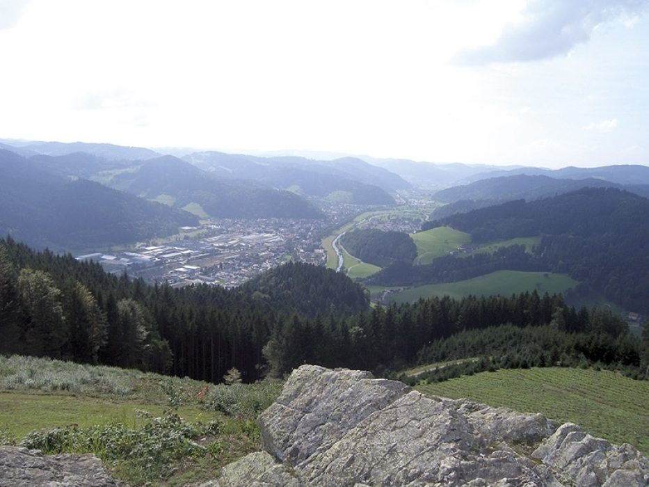 The 360 Views Around Schliffkopf Are Fabulous