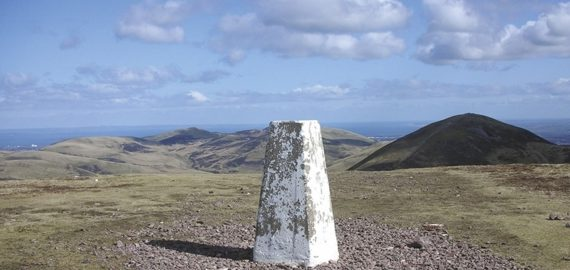 The Pentland Hills - Free Sample Route