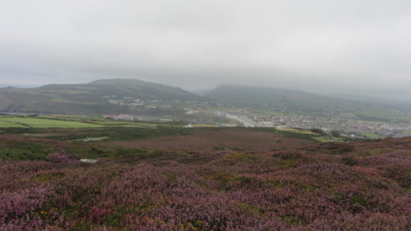 View From Meayll Hill Walk 1