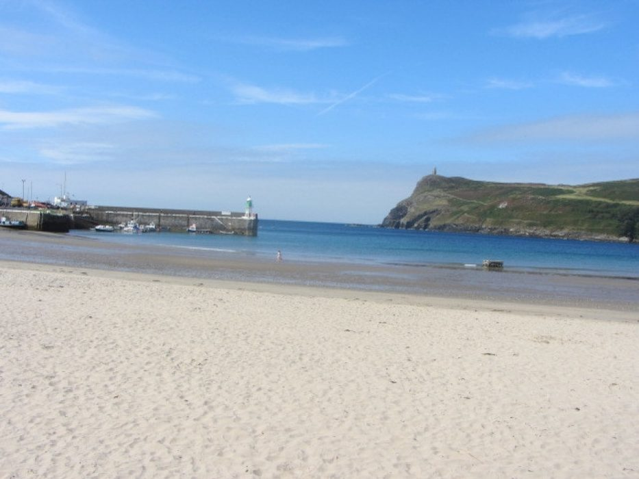 Port Erin End Of Walk 1