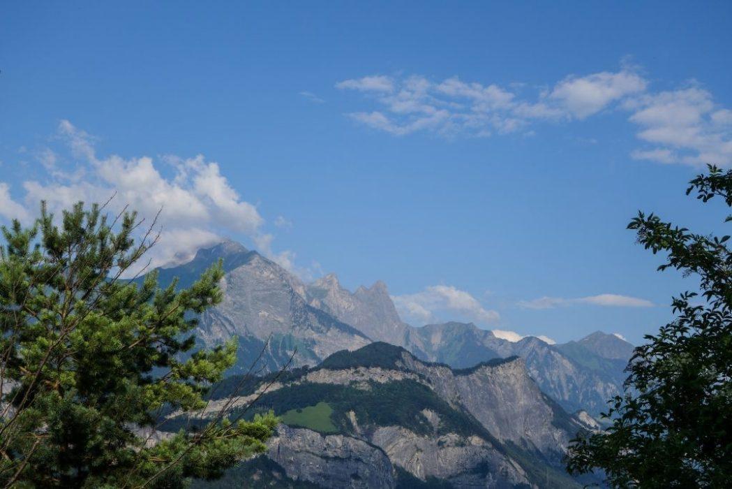 Alpine Pass Trekking
