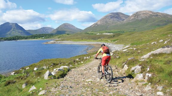 The other hills on Skye, the Red Cuillin