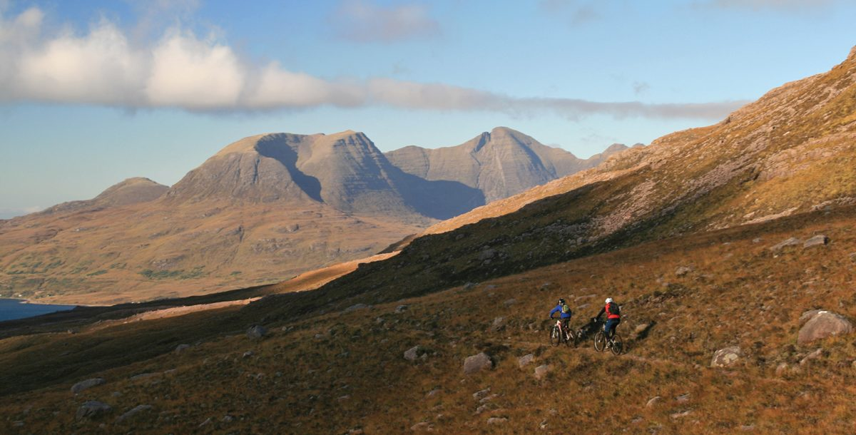 More wonderful views of Torridon