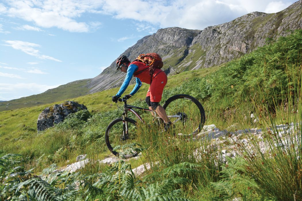 The wild lands of Sutherland: the scenery is out of this world