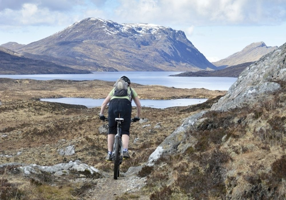 Mountain Biking Scotland 2