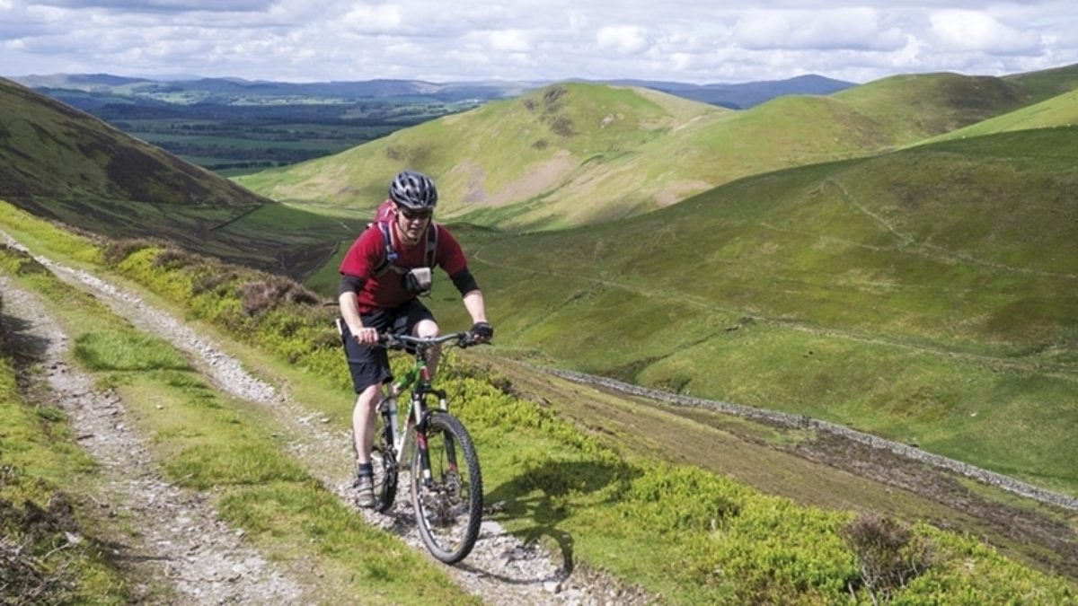 Mountain Biking Scotland 3