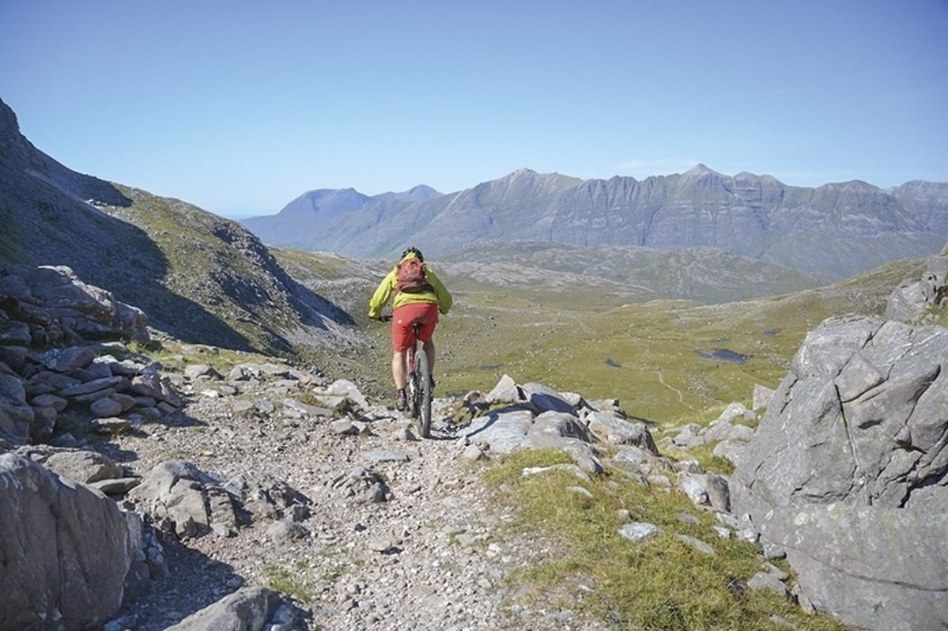 Mountain Biking Scotland 4