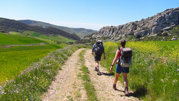 Coast to Coast Walking in Andalucía with Guy Hunter-Watts