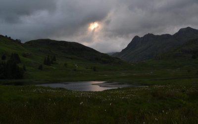A midsummer night's Fellranger walk