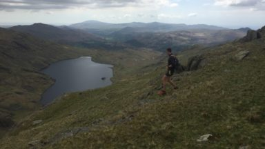 Ramsay Round Training: Scrambling and Running in the Lake District