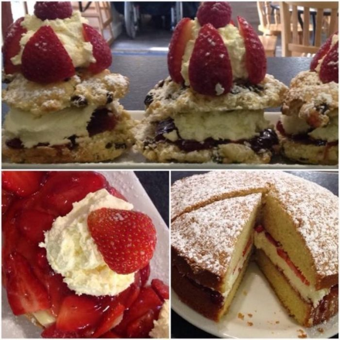 Delicious Cakes At Tastebuds
