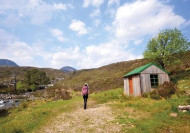 Bothies In May