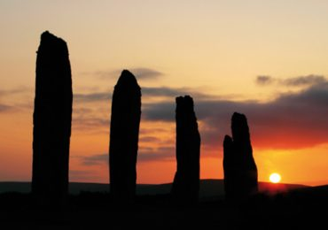 Walking in Britain's extremities: Orkney and Shetland