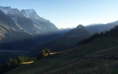 How to train for the Ultra Trail du Mont Blanc - Part 1
