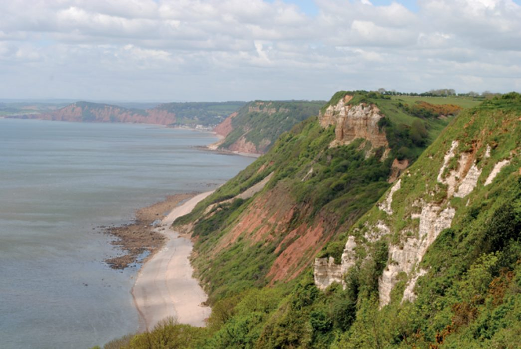 Walking On The Jurassic Coast With A Cicerone Guide