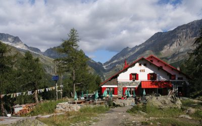 Tour of the Bernina