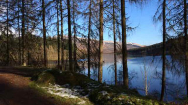 A day walking in the Trossachs