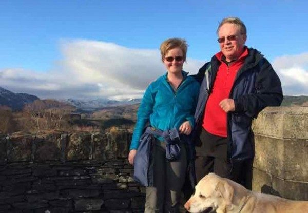 Walking the Trossachs