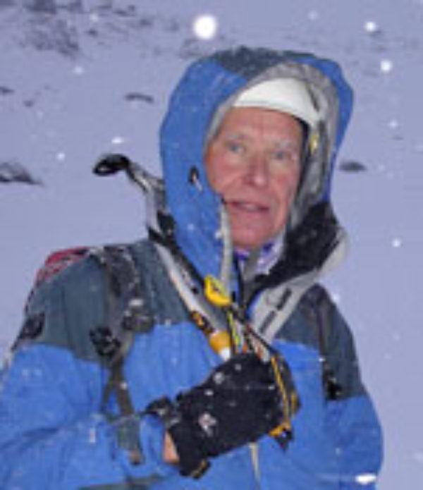Alan Hinkes: Schoolboy turned superstar climber