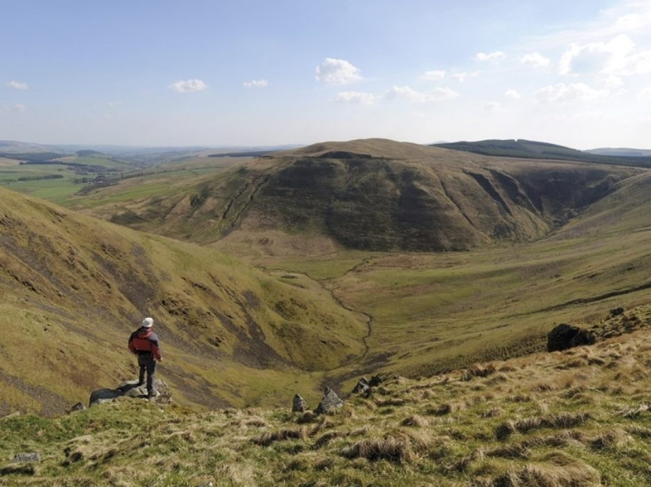 A selection of images of the Southern Uplands