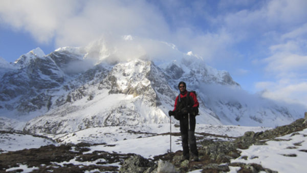 Trekking In The Himalaya Manaslu