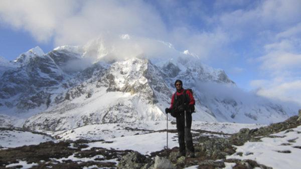 Trekking In The Himalaya Manaslu