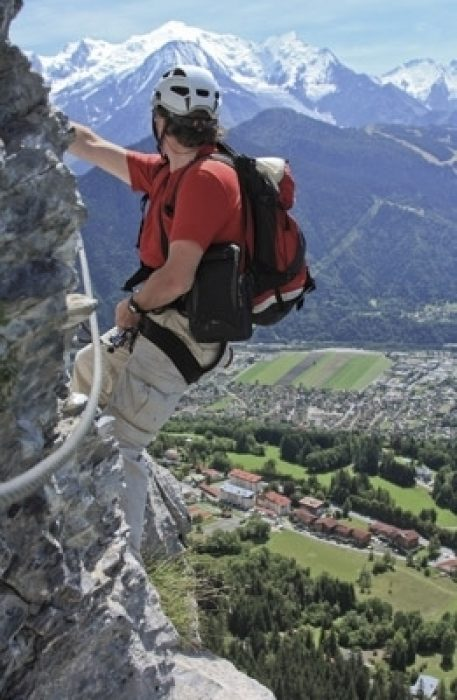 The Best Via Ferrata Routes In The French Alps