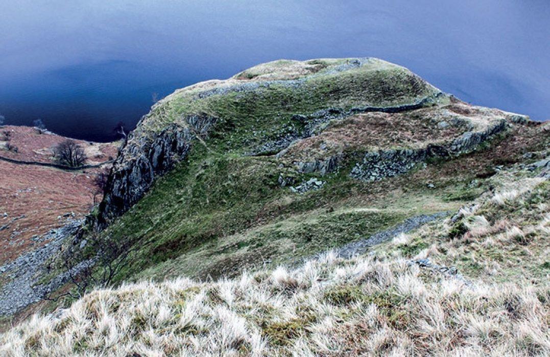 Castle Crag Fort Lakeland Fellrangers