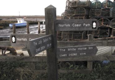 Walking in Norfolk