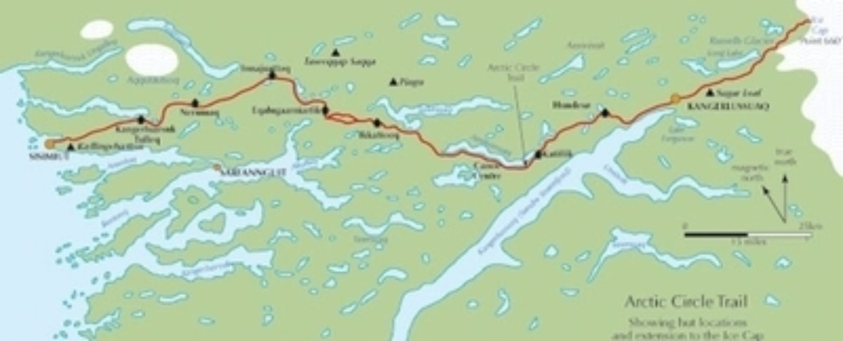 The Arctic Circle Trail