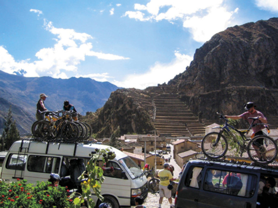 Mountain Bike Perus Inca Trails