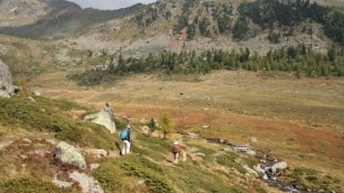 Walking and hiking in Italy's Stelvio National Park