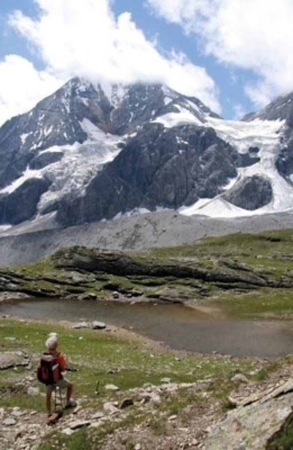 Hiking In Stelvio National Park