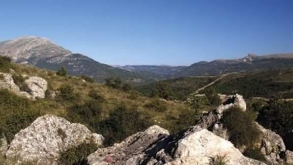 Walking The Gr7 Long Distance Route In Andalucia