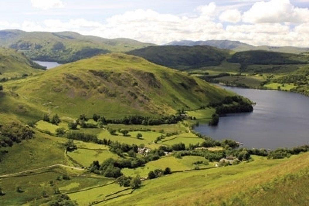 Hallin Fell Lake District