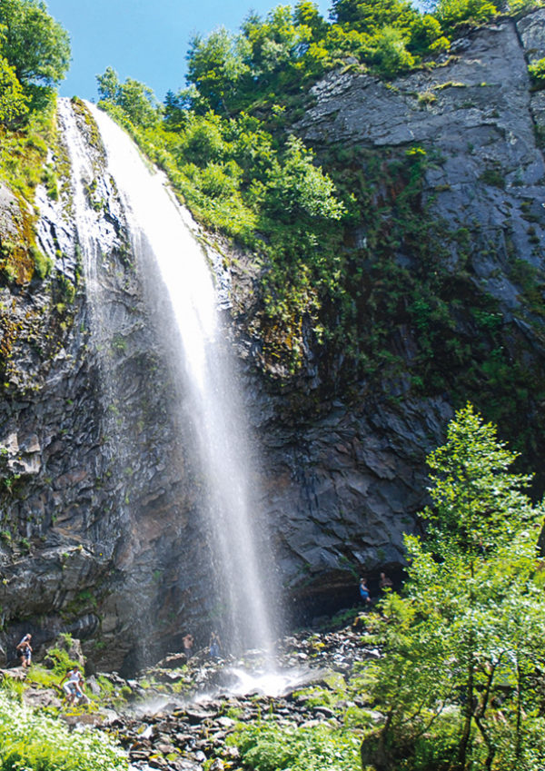 Mont –Dore The Grande Cascade