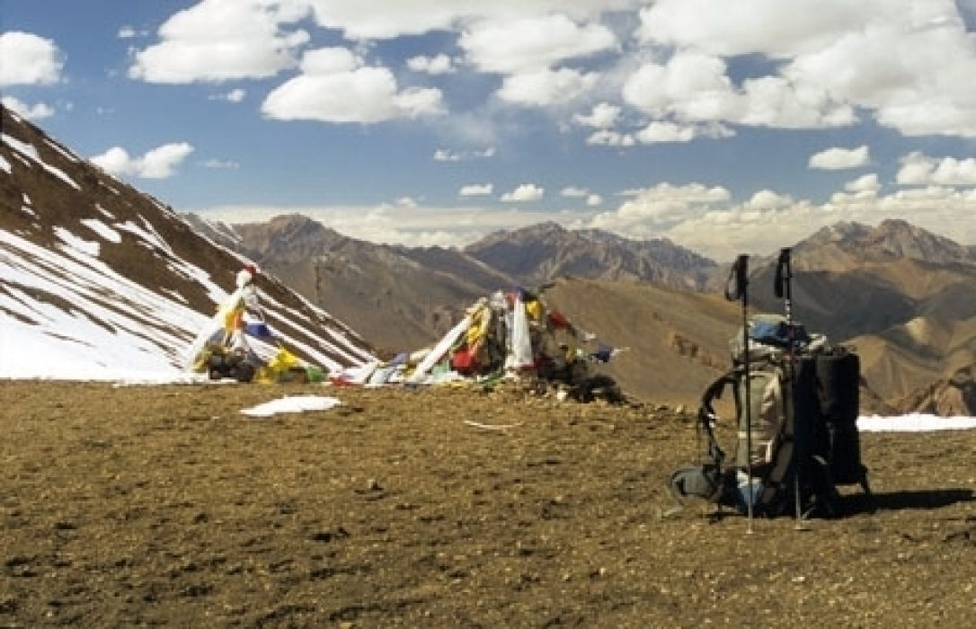 Himalayas trekking
