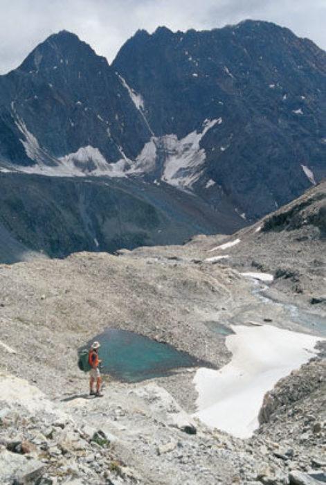 Moraine Slopes Matterhorn