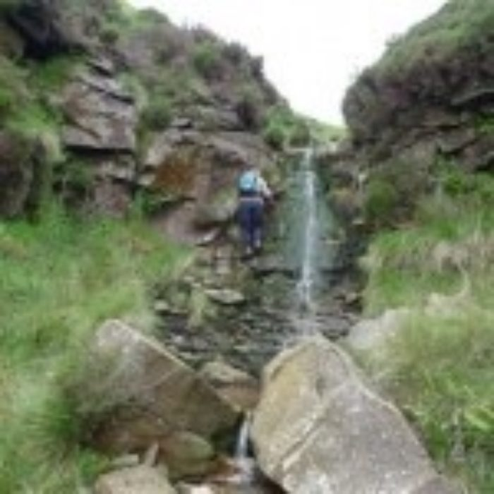 Cloughs Waterfalls