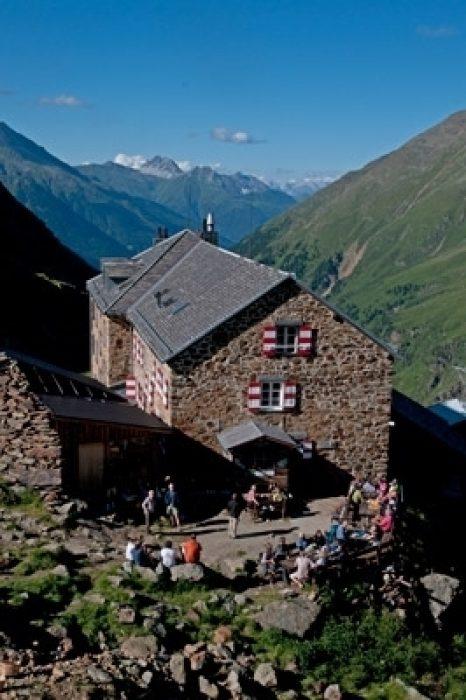 Stubai Alps Austria