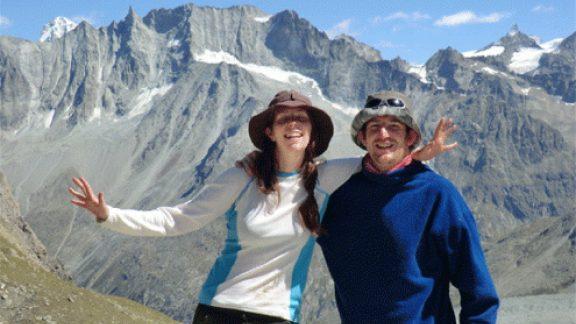Haute Route - Chamonix To Zermatt