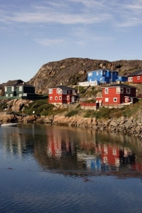 Trekking In Greenland The Arctic Circle Trail