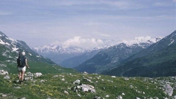 Tour Of Vanoise - Cicerone Guide